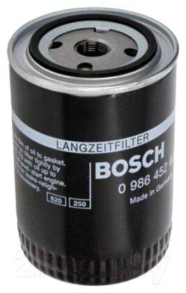 Масляный фильтр BOSCH 0986452400