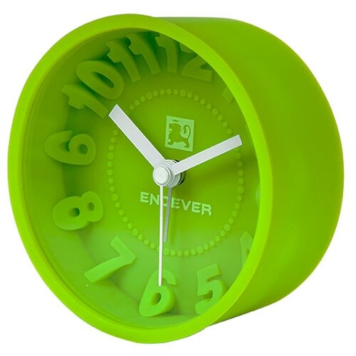 Часы настольные ENDEVER RealTime-10/11 зеленый
