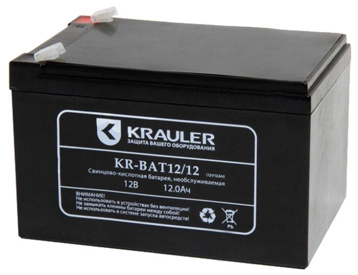 Аккумуляторная батарея Krauler KR-BAT-12/12 (324807) 12 А·ч