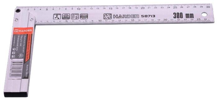 Строительный угольник Harden 580713