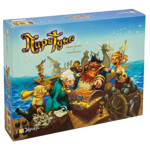Настольная игра Эврикус Пиратунс