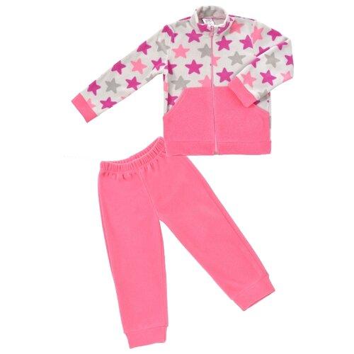 Фото - Комплект термобелья ДО (Детская одежда) 108ФЛС1 размер 104, розовый мужская одежда