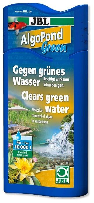 Жидкость для водоема JBL AlgoPond Green