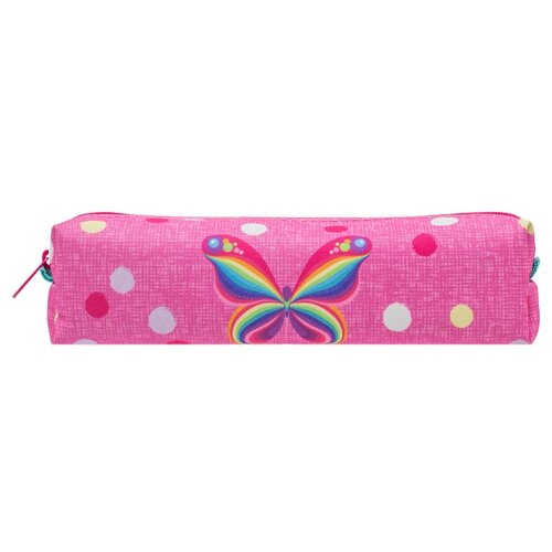 TIGER FAMILY Пенал Nature Quest Rainbow Butterfly (19006/G/TG) розовый tiger family пенал rainbow butterfly 228885 розовый