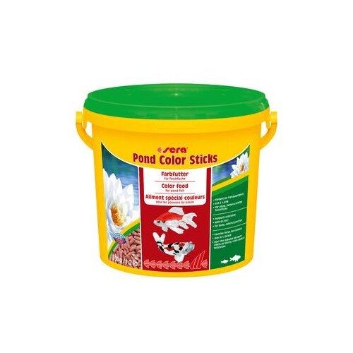 Сухой корм для рыб Sera Color Sticks 3800 мл 550 г