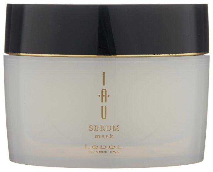 Lebel Cosmetics Концентрированная аромамаска для волос IAU Serum Mask
