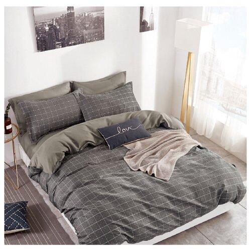 Постельное белье 1.5-спальное Jardin 3420/207 сатинКомплекты<br>
