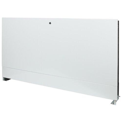 Коллекторный шкаф встраиваемый STOUT ШРВ-6 SCC-0002-001718 белый шкаф распределительный stout встроенный 1 3 выхода шрв 0 670х125х404 мм scc 0002 000013