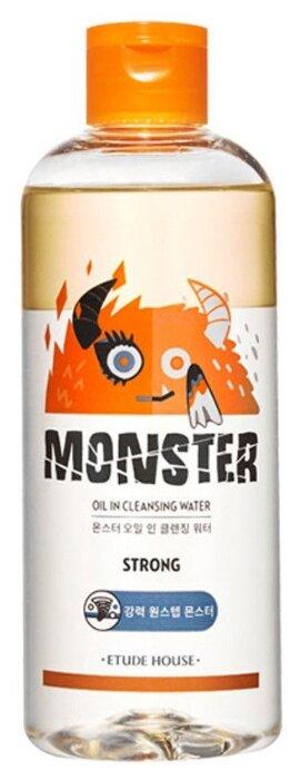 Etude House двухфазная очищающая вода Monster