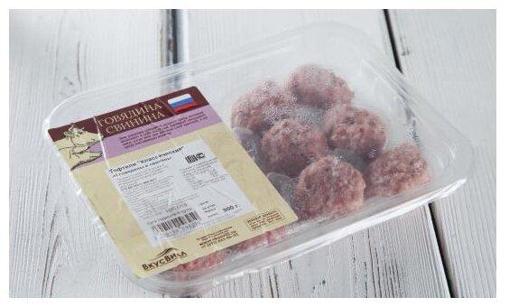 ВкусВилл Тефтели из говядины и свинины