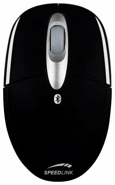 Мышь SPEEDLINK Core cs Optical Bluetooth Mouse SL-6351-SBK Black Bluetooth