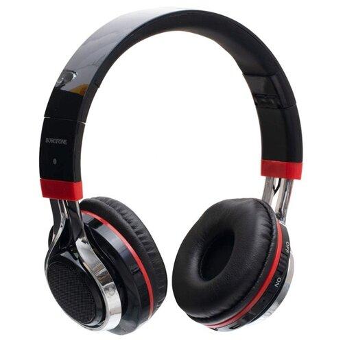 Беспроводные наушники Borofone BO8 black наушники borofone be27 cool song black