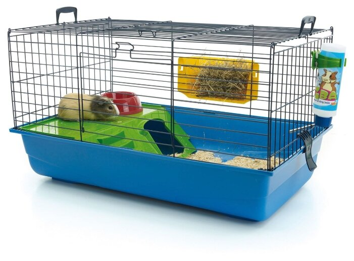Клетка для хорьков, кроликов SAVIC Nero 2 De Luxe 5208-5901 80х50х44 см