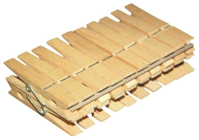 York прищепки деревянные Эко 20 шт.