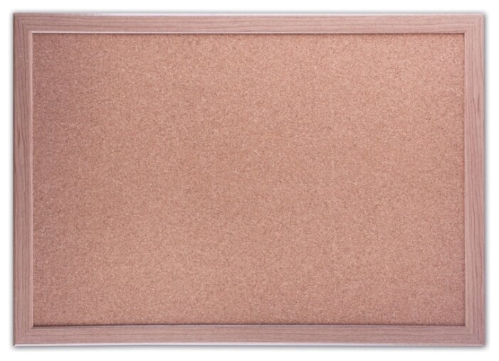 Доска пробковая BRAUBERG 231990 (34.2х48.4 см)