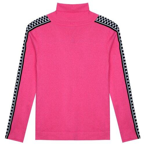 Купить Водолазка Gulliver размер 152, розовый, Свитеры и кардиганы