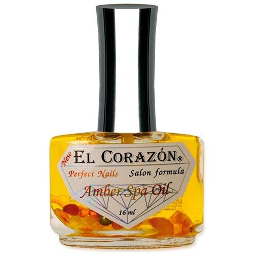 Масло EL Corazon Perfect Nails Amber Spa №437 (кисточка), 16 мл