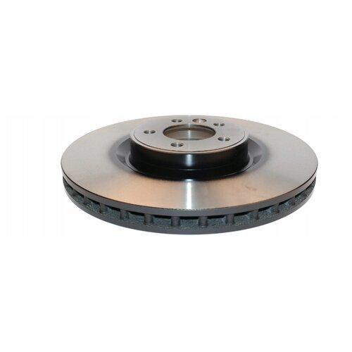 цена на Комплект тормозных дисков передний TRW DF6508S 380x34 для Land Rover Range Rover, Land Rover Range Rover Sport (2 шт.)