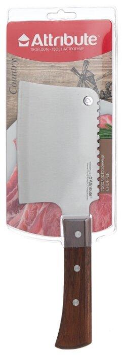 Attribute Топорик кухонный Country 13 см