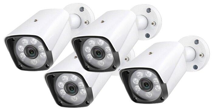 Комплект видеонаблюдения IVUE 4K AHC B4