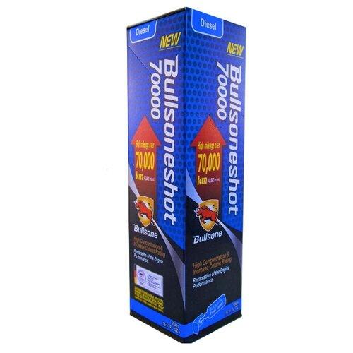 Bullsone Присадка-стабилизатор для дизельного топлива Bullsoneshot 70000 (10447901) 0.5 л