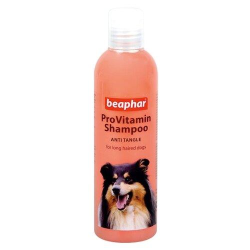 Шампунь Beaphar ProVitamin Shampoo от колтунов для собак с длинной шерстью 250 мл