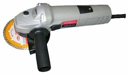УШМ Арсенал УШМ-125/1050, 1050 Вт, 125 мм