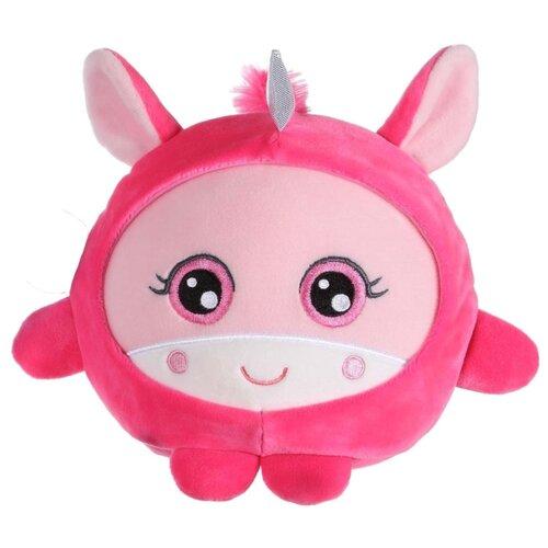 Игрушка-антистресс 1Toy Squishimals Розовый единорог 20 см игрушка антистресс good mood единорог tghzd 22