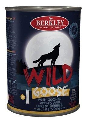 Корм для собак Berkley 400г