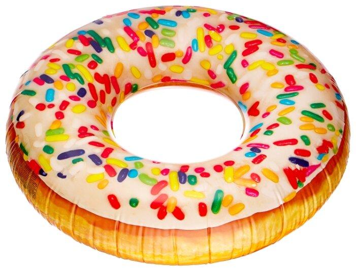Круг Intex Пончик Конфетный 114 см 56263