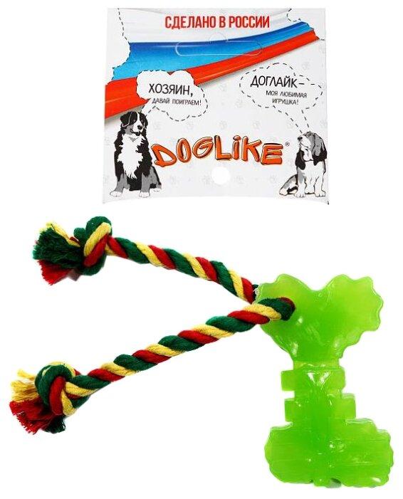 Игрушка для собак Doglike Ключ с канатом