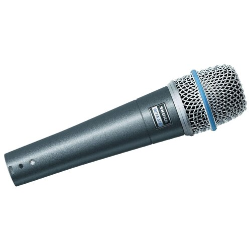 Микрофон Shure BETA 57A, серый