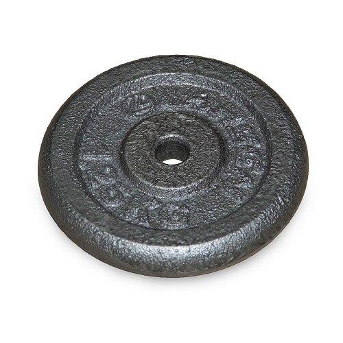 Диск Larsen NT118 25.6 мм 1.25 кг серый