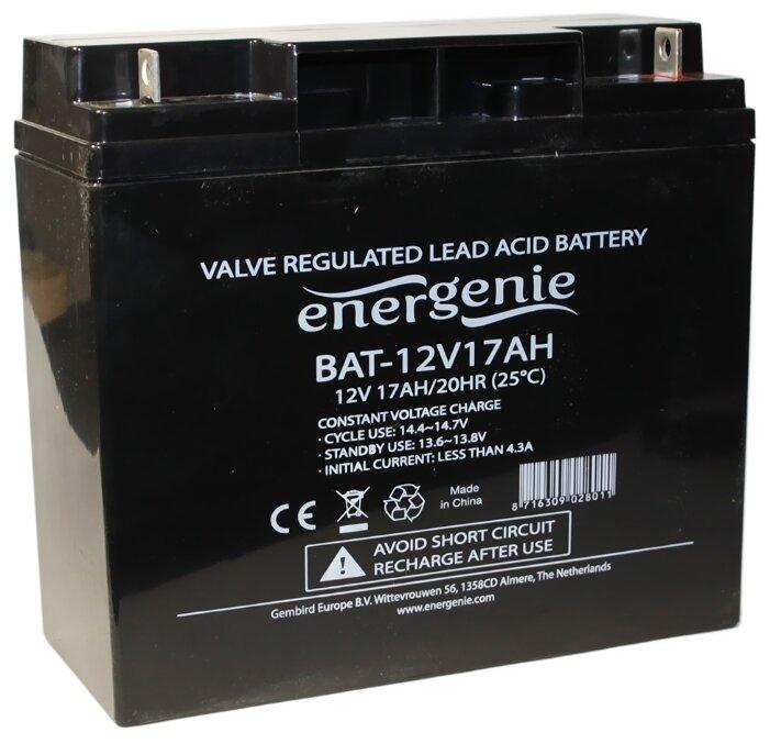 Аккумуляторная батарея Energenie BAT-12V17AH/4 17 А·ч