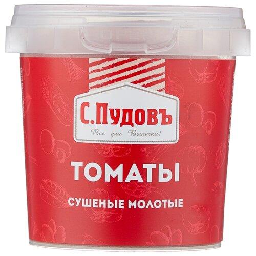 С.Пудовъ Пряность Томаты сушеные молотые, 85 г