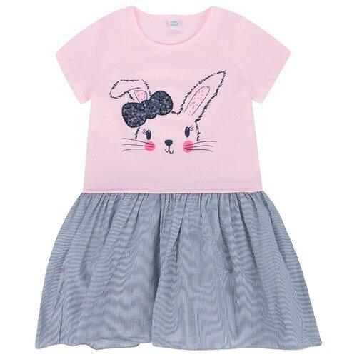 Купить Платье Fun time размер 92, розовый, Платья и юбки