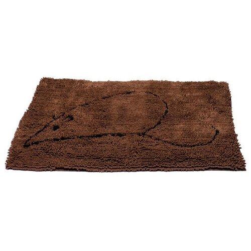 Подстилка-плед для кошек Dog Gone Smart Супервпитывающий для кошек L 89х66 см коричневый