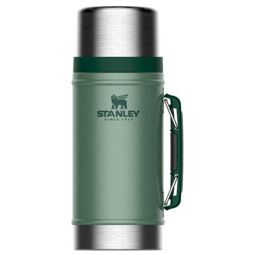 Термос для еды STANLEY Classic (0.94 л) темно-зеленый