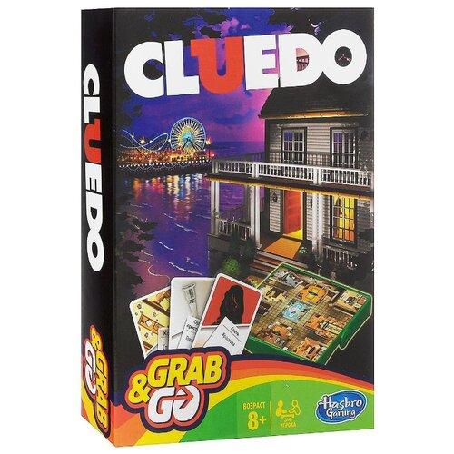 Купить Настольная игра Hasbro Игры Клуэдо. Дорожная версия B0999, Настольные игры