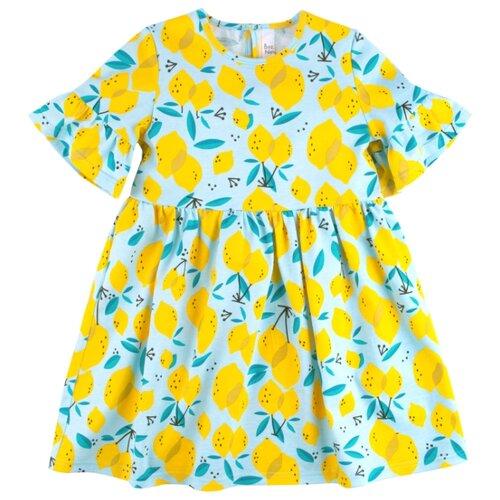 Платье Bossa Nova размер 104, голубой