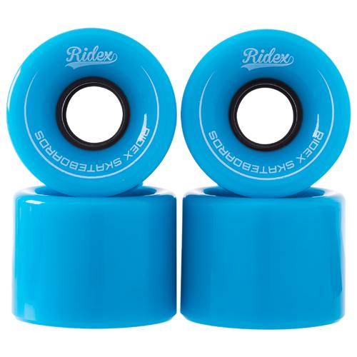 Комплект колес Ridex SB 60 х 45, 4 шт. голубой