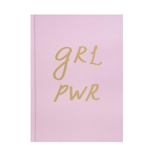 Купить Блокнот ЭКСМО Girl Power A5, 80 листов, Блокноты