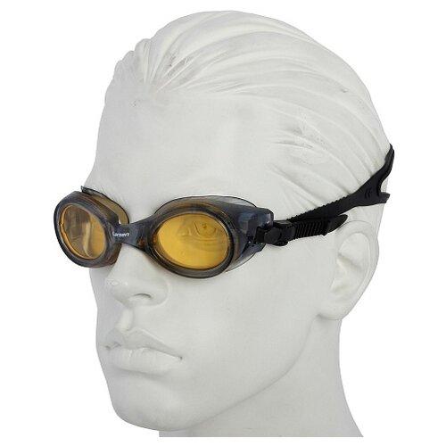 Очки для плавания Larsen S8 желтый