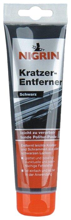 NIGRIN паста полировочная для кузова Kratzer-Entferner черная, 0.15 кг