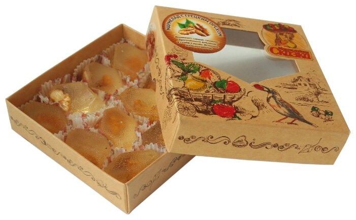 Мармелад Мармеладная сказка с грецким орехом 200 г