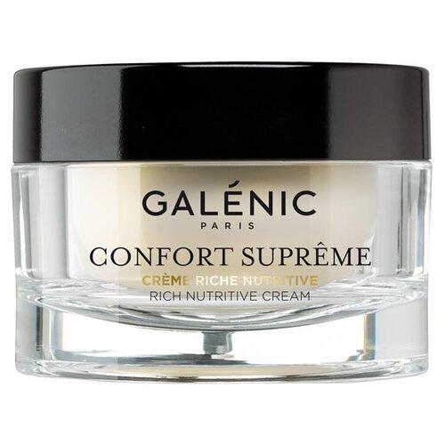 Купить Galenic Confort Supreme Rich Nutritive Cream Обогащенный питательный крем для лица для сухой и очень сухой кожи, 50 мл