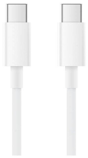 Кабель Type-C/Type-C Xiaomi 150 см (Global) белый