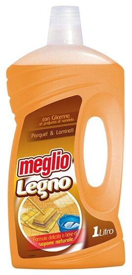 Meglio Legno средство для мытья паркета