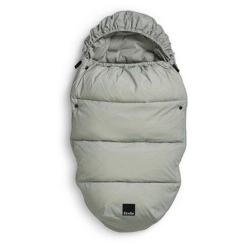 Купить Конверт-мешок Elodie Details зимний пуховый в коляску 100 см mineral green, Конверты и спальные мешки