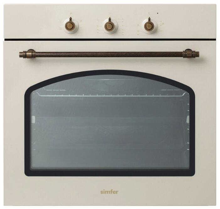 Электрический духовой шкаф Simfer B6EO16112